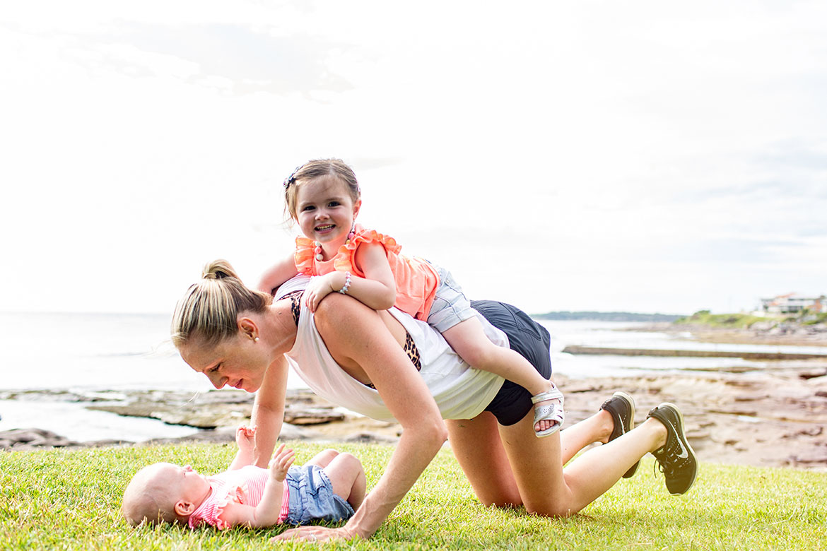 Kimmy Smith, the brains behind the Fit Mummy Project app gives us five simple ways to include exercise in your day