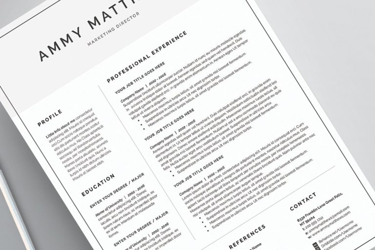 Tips for updating your CV